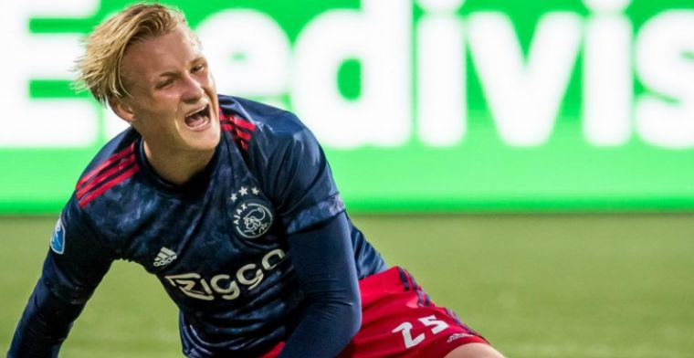 'Dolberg heeft clubs voor het uitkiezen: Ajax en Deen geven nog geen kik'