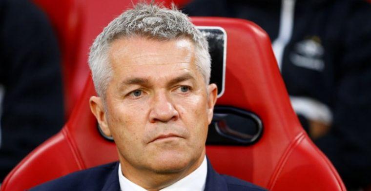 Ajax-opponent: 'Als er één ploeg was die verdiende om te scoren, waren wij dat'