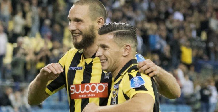 Vitesse strikt oude bekende: 'Het leven was goed, maar het was geen goede periode'