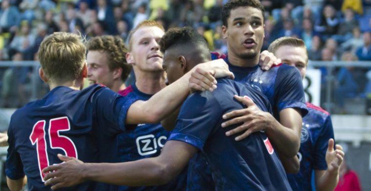 'Ik heb afspraken gemaakt met Ajax. Daar houd ik het bij. Gaat over speelminuten'