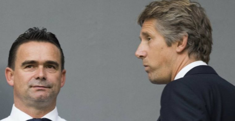 'Ajax-RvC floot Overmars terug na bijna-akkoord: Sánchez-kamp kookte van woede'