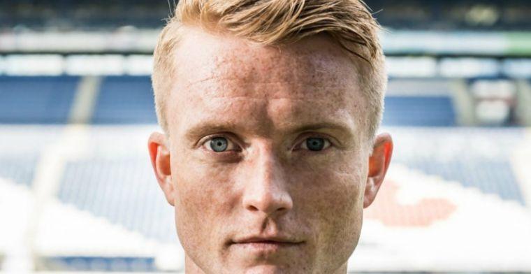 Update: 'Feyenoord al langer met Larsson bezig: akkoord bevestigd noch ontkend'