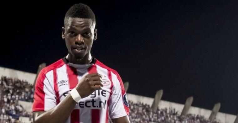 'Burnley meldde zich nog niet bij PSV; vraagprijs van meer dan 10 miljoen'