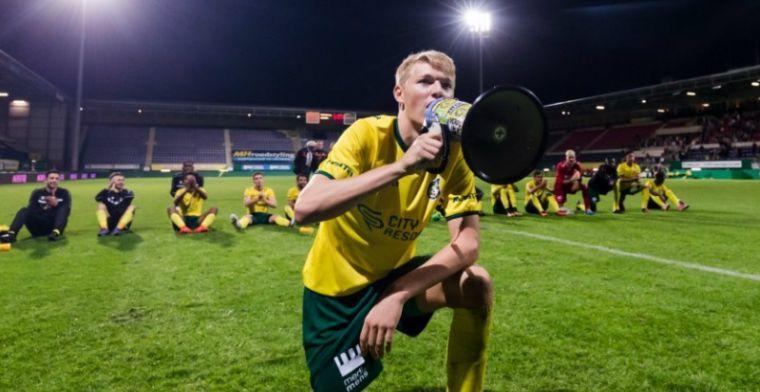'Overmars gaat strijd met Brands aan en praat op De Toekomst over transfer'