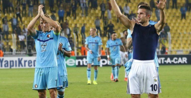 'Komst Larsson zet definitief streep door 'bonustransfer' voor Feyenoord'