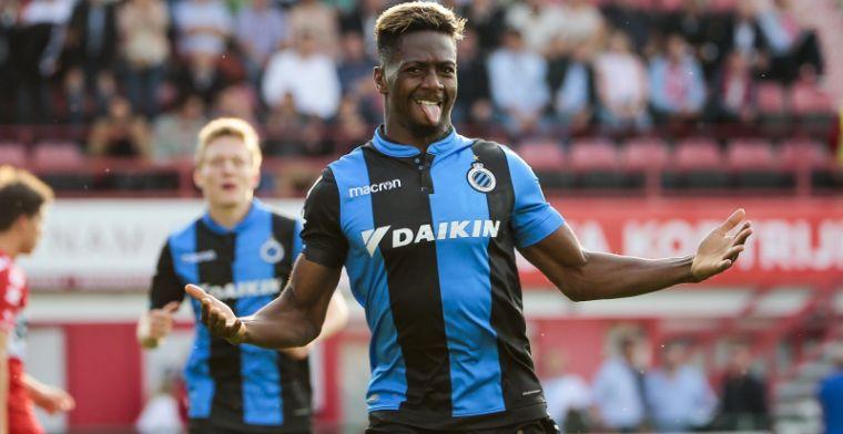Club Brugge bibbert nog aan het slot in Kortrijk, maar blijft foutloos