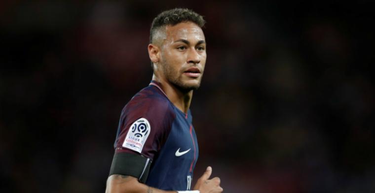 Meunier ziet vanop de bank de grote Neymar-show in Parijs