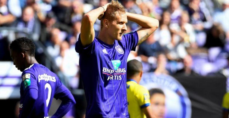 Degryse haalt Anderlecht helemaal onderuit: Ze werden overklast