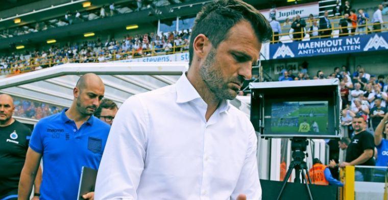 Tegenslag voor Club Brugge: 'Transfer voorlopig nog niet rond'