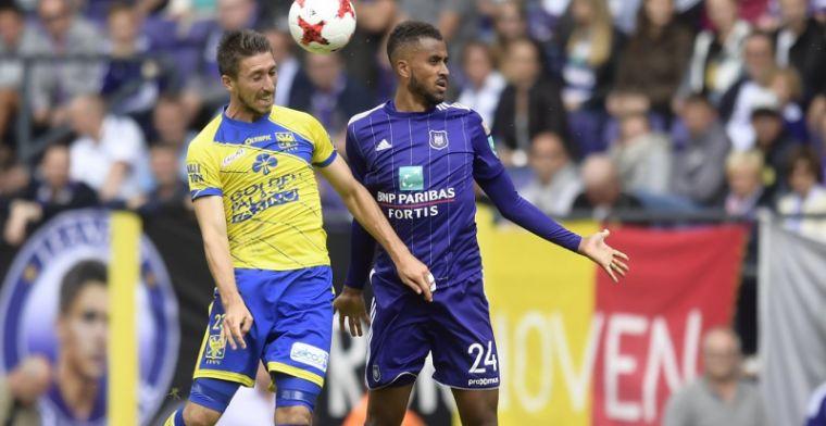 'Anderlecht biedt Thelin aan bij club uit Jupiler Pro League'