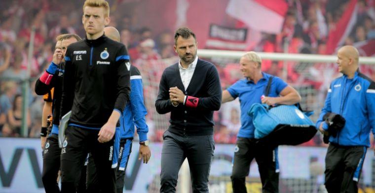 Mooie start en competitieleider, maar nog lang geen record voor Club Brugge