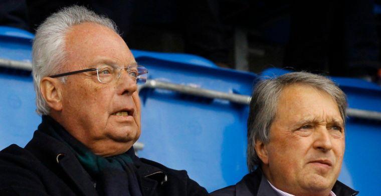 Van Holsbeeck komt met belangrijke transferupdate: 'Gaan ervan uit dat hij blijft'