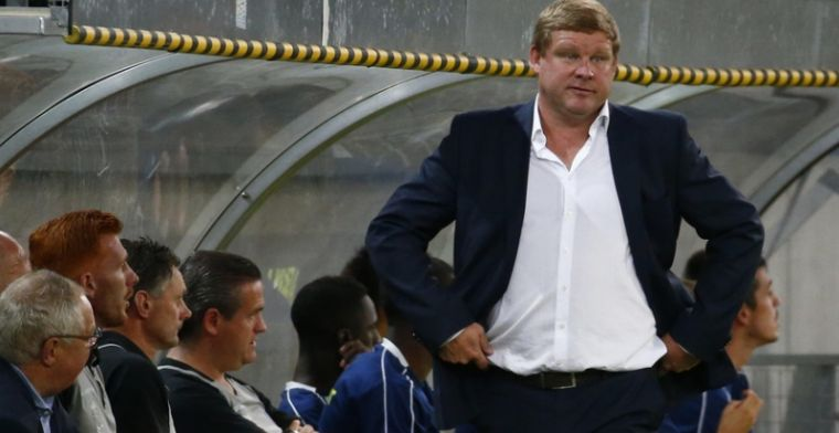 Geen ruzie bij Gent, De Witte neemt het op voor Vanhaezebrouck