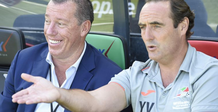 KVO-manager Devroe hekelt voetbalwereld: Hoe is dat toch in godsnaam mogelijk?