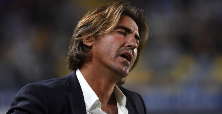 Sa Pinto is arrogant en onbeschoft, hij kraamde alleen onzin uit