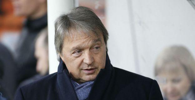 Van Holsbeeck wijst naar de spelersgroep: 'Die cijfers lagen beduidend lager'