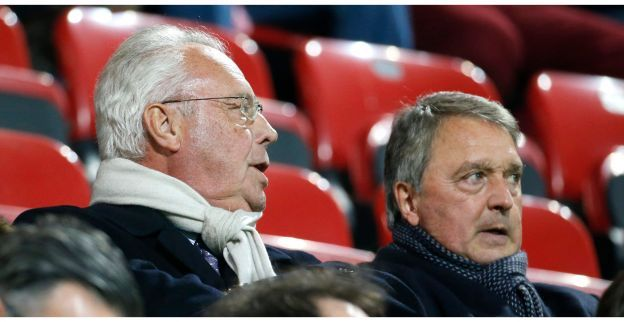 Crisis in Anderlecht, Van Holsbeeck en Vanden Stock grijpen in