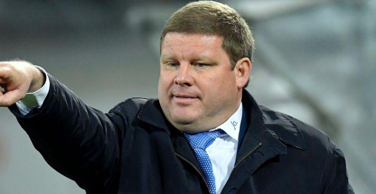 Nieuwe kritiek op Vanhaezebrouck: ''Hoop dat ik aan overzijde van het veld sta''