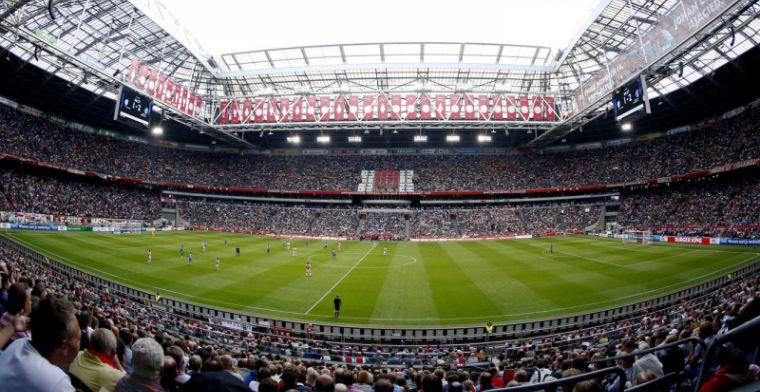 Ajax volgt aanvoerder Nordsjaelland: 'We weten dat ze hem in de gaten houden'