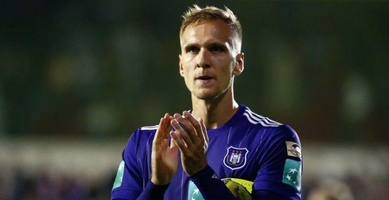 'Teodorczyk was woest op deel van de supporters van Anderlecht'