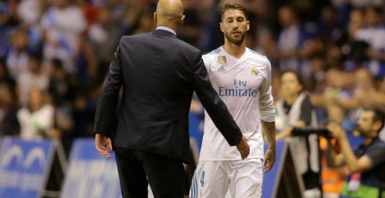 Ramos is er klaar mee: 'Je zou bijna gaan denken dat arbiters partijdig zijn'