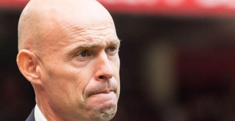 Keizer bevestigt Ajax-gesprekken: 'Zal niet zo makkelijk zijn om hem te halen'