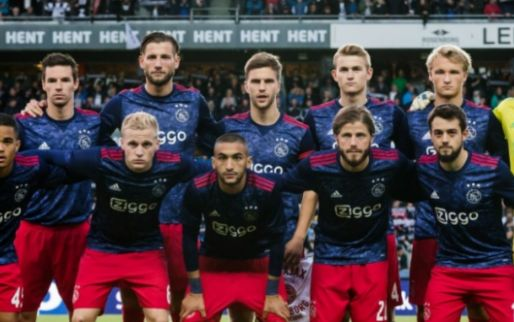 Afbeelding: Ajax verzuipt in Trondheim: Younes lichtpuntje, Onana en Van de Beek onder de maat