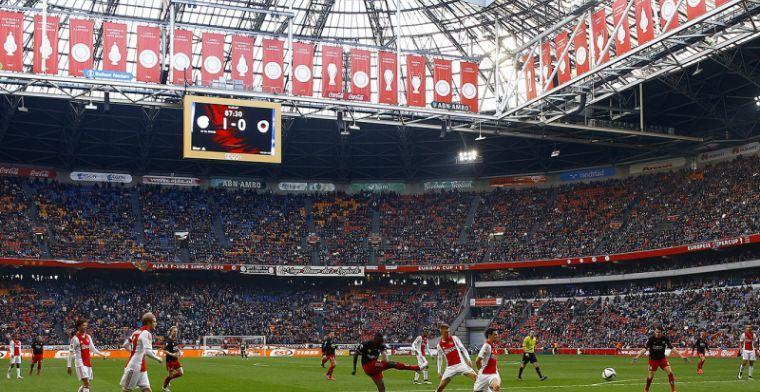 'Ajax wil talenten van zusterclub overnemen: verdediger en rechtsbuiten'