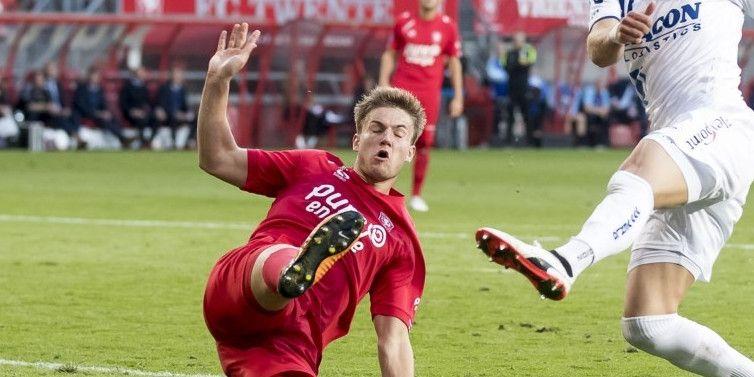 Onverwachte transfer van FC Twente naar Serie A: 'Ik denk dat ik ga spelen'