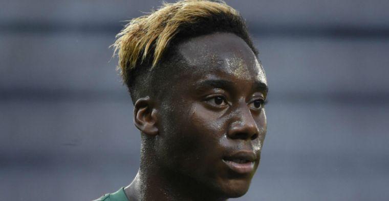 'Geen interesse in Anderlecht, maar Meïté kan nog snel richting Castagne trekken'