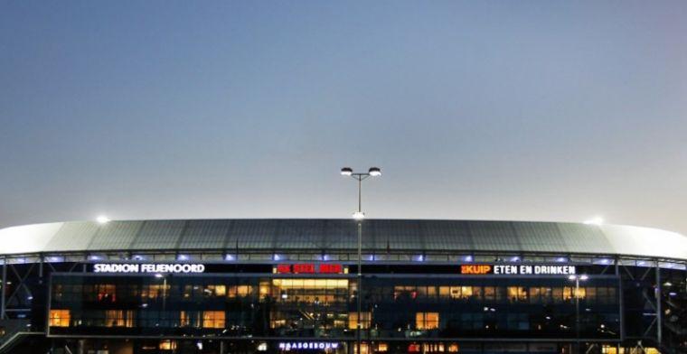 Nieuwe Feyenoord-directeur laat zich nu al gelden: 'Hoort een nieuw stadion bij'