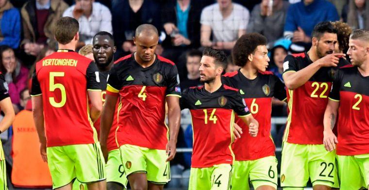 UEFA is het beu, België krijgt een ultimatum