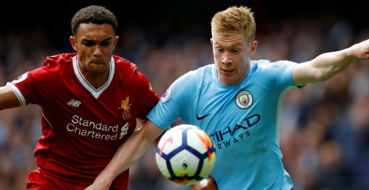 De Bruyne zet eigen kwaliteiten in de verf: 'Call me if you need another assist'