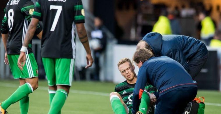 Tip voor Feyenoord van Perez en De Boer: 'Dan hoef je Kramer niet op te stellen'