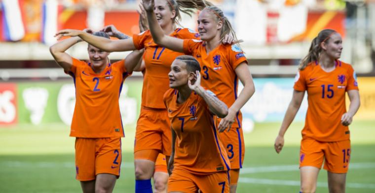Update: Oranjevrouwen vinden toch nog oefenpartner na Deens conflict