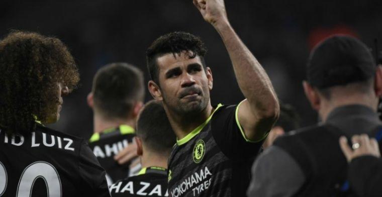 'Costa keert terug naar Londen en versnelt onderhandelingen: transfer lonkt'