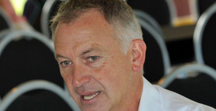 Degryse vreest het ontslag van twee coaches: ''Het is dan van moeten''