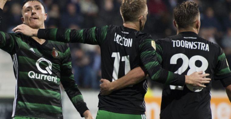 Feyenoord kan loodzware avond verwachten: 'Gelijk tegen City met al die sterren'