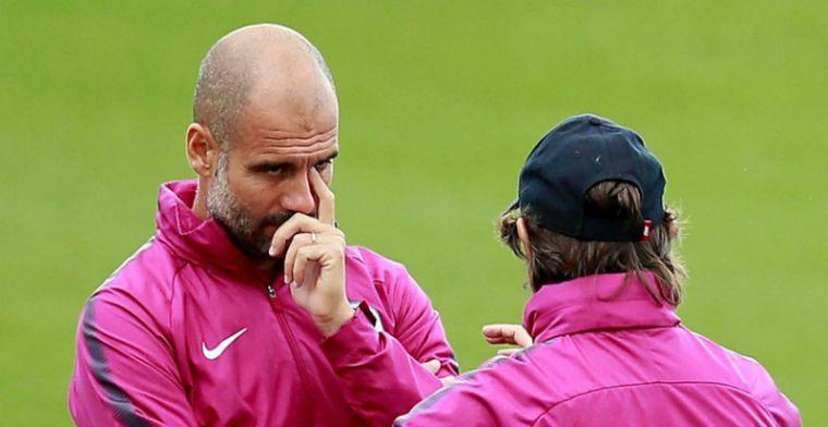 Guardiola: 'De spelers van Nederland spelen liever hier dan in Amsterdam'