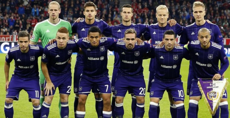 Plan-Weiler mislukt: tienkoppig Anderlecht strijdt, maar verliest van Bayern