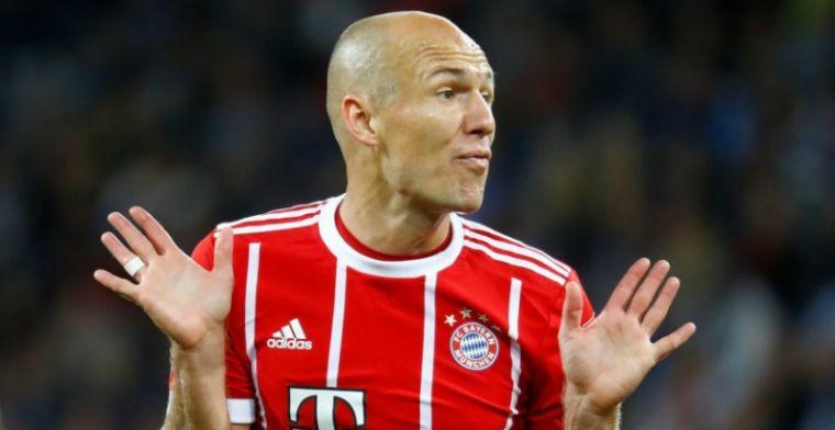 Ondanks zege tegen Anderlecht is Robben niet tevreden: 'Alsof het 5-0 was'