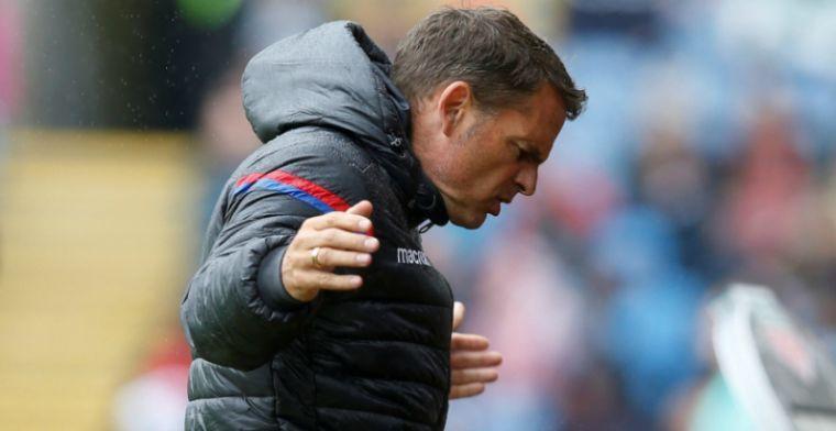 Van Bronckhorst over ontslag De Boer: Ik kreeg de kans om het goed te maken