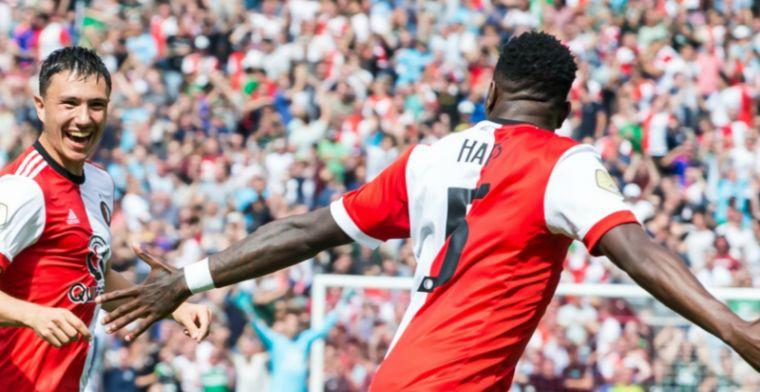 Nieuwe klap Feyenoord: Van Bronckhorst moet na Jörgensen nóg een keer puzzelen