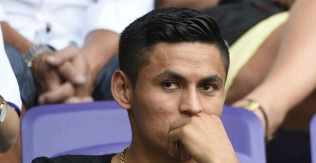 Najar stelt supporters gerust: ''Ik voelde wat last aan mijn hamstrings''