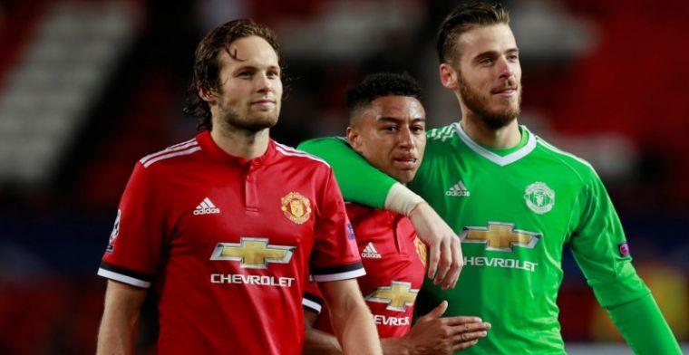Transfergeruchten rond Blind: 'Heb nog een contract tot het einde van het seizoen'