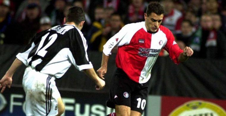 Laatste Feyenoord-doelpuntenmaker: 'Veel bijzonderder dan bij PSV of Ajax'