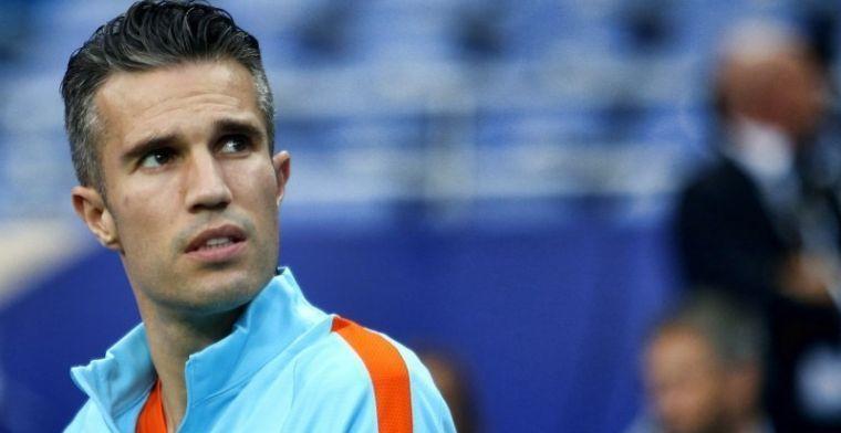 Update: Management Van Persie ontkent 'verzonnen' uitspraken over Janssen