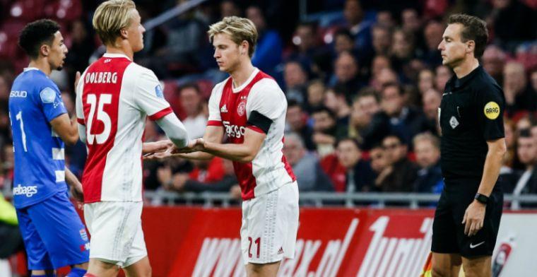 'Ik had een goed gesprek met PSV, maar toch trok Ajax me meer'