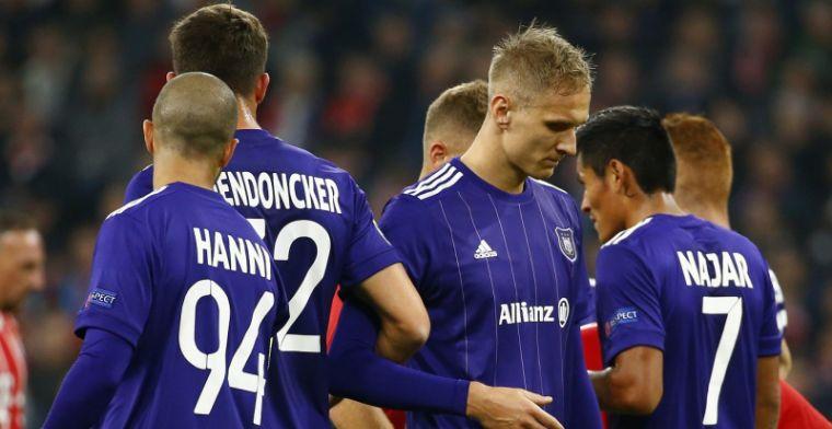 Alsof Robben en Ribéry zoveel beter zijn dan Dendoncker en Hanni