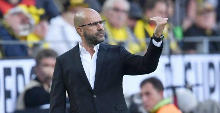 Bosz snapt niets van ontslag: 'Het is niet te geloven na vier wedstrijden'